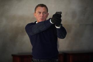 「007」シリーズ史上初! 最新作「ノー・タイム・トゥ・ダイ」4D&ScreenX上映が決定