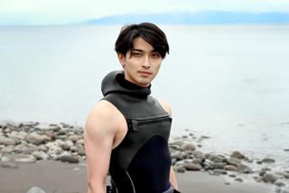 横浜流星「日曜劇場」初出演で阿部寛のバディに! ライセンス取得し、ダイバー捜査官役に挑戦