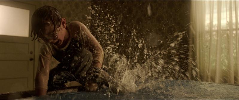 「死霊館 悪魔のせいなら、無罪。」4D上映決定 水しぶき飛び散る恐怖シーン公開