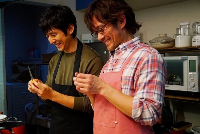 西島秀俊&内野聖陽「劇場版 きのう何食べた?」新場面写真披露! ムビチケは9月3日発売