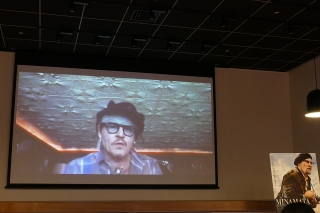 ジョニー・デップ、コロナ禍でも「情熱はさらに強まった」 主演作「MINAMATA ミナマタ」への熱き思い