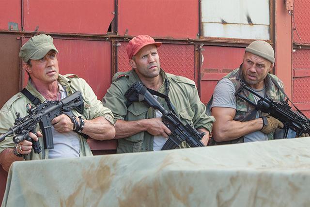 スタローン主演「エクスペンダブルズ4」にジェイソン・ステイサムらレギュラー陣が復帰!ミーガン・フォックス、トニー・ジャー、50セントも出演