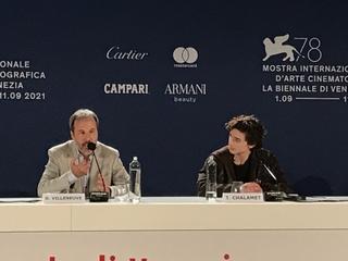「DUNE デューン」ベネチア映画祭でスタンディングオベーション ティモシー・シャラメ「この映画は僕にとって一生の栄誉」