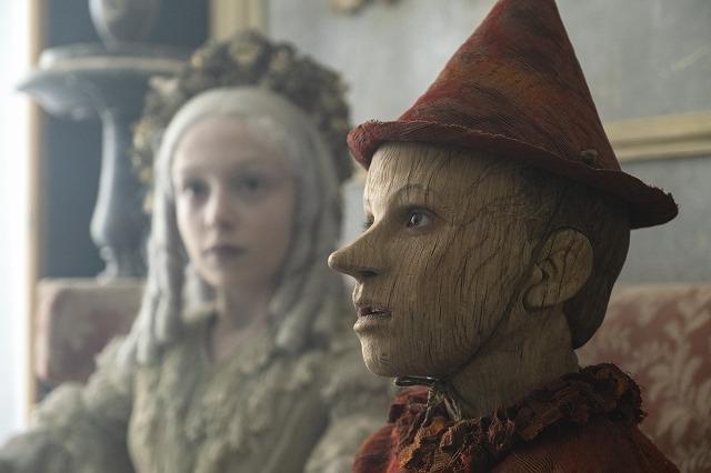残酷な原作童話を忠実に描く「ほんとうのピノッキオ」 奇々怪々なクリーチャーたちが登場する予告編