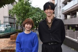 杉咲花&杉野遥亮「恋です! ヤンキー君と白杖ガール」クランクイン! 現場写真がお披露目