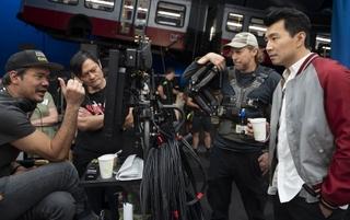 太極拳の世界女王が指導 「シャン・チー」アクションシーンのメイキング映像公開