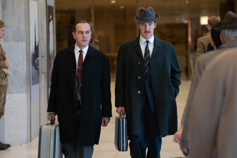 ベネディクト・カンバーバッチ「スパイ役はごちそう」 「クーリエ」スパイの掟を学ぶ本編映像