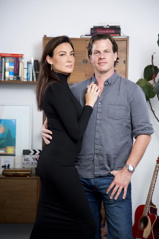リサ・ジョイ監督、製作のジョナサン・ノーラン夫妻