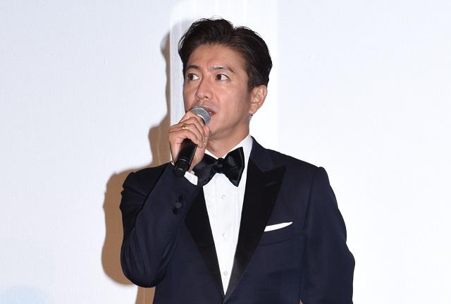 木村拓哉、ファンに感謝 主演作「マスカレード・ナイト」前作超えの好スタート