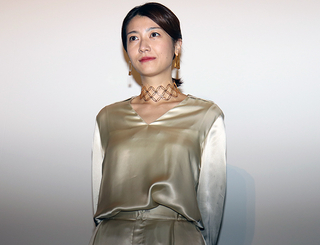 瀧内公美、主演映画「由宇子の天秤」公開にホロリ「本当に幸せ」