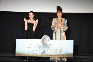 河北麻友子&LiLiCo、ティモシー・シャラメの魅力を熱弁「妖艶なパワーを持っている新たなスター」