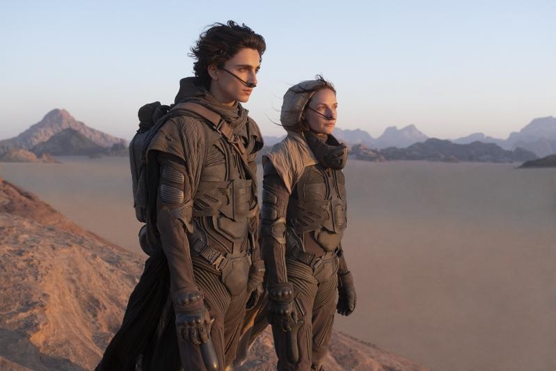 「DUNE デューン」4D&Dolby Cinemaでも上映決定 3つの最新映像公開
