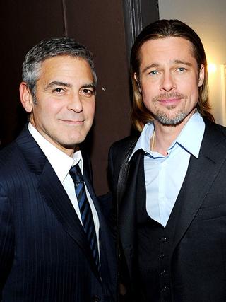 ジョージ・クルーニー&ブラッド・ピット、13年ぶり共演 ジョン・ワッツ監督のサスペンスコメディで