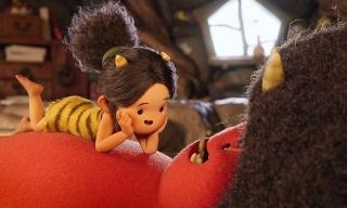 トンコハウス最新作「ONI」の脚本を「あの花」「ここさけ」岡田麿里が担当 言語の壁を超えて抜てき