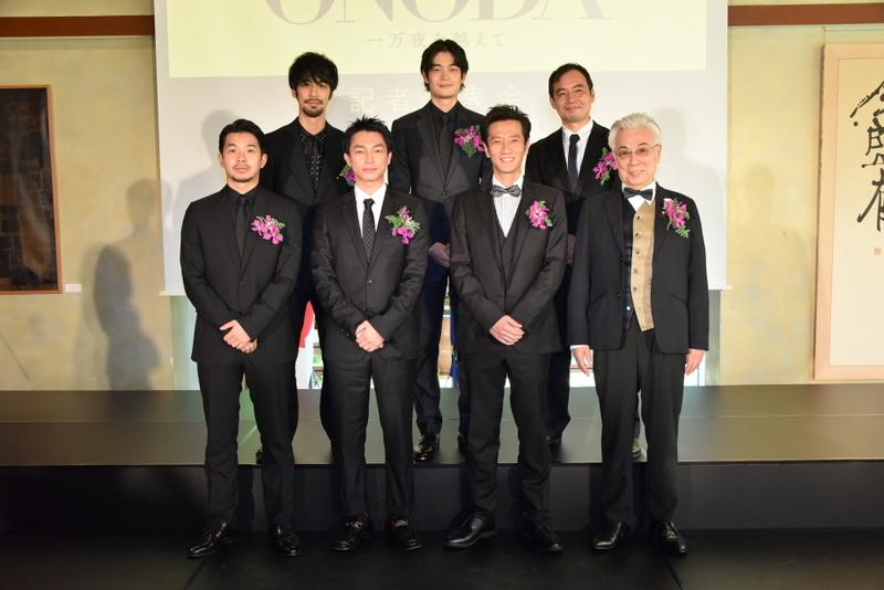 津田寛治、映画の中の日本兵は「現代を生きる我々のグルーブ感とシンクロ」 「ONODA」公開直前記者発表