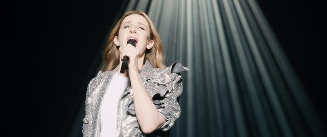 歌姫セリーヌ・ディオンの半生を描く「ヴォイス・オブ・ラブ」 「タイタニック」主題歌の歌唱シーンおさめた特報
