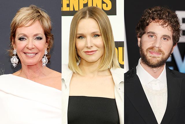 アリソン・ジャネイ、クリステン・ベル、ベン・プラットがロマコメ映画で共演