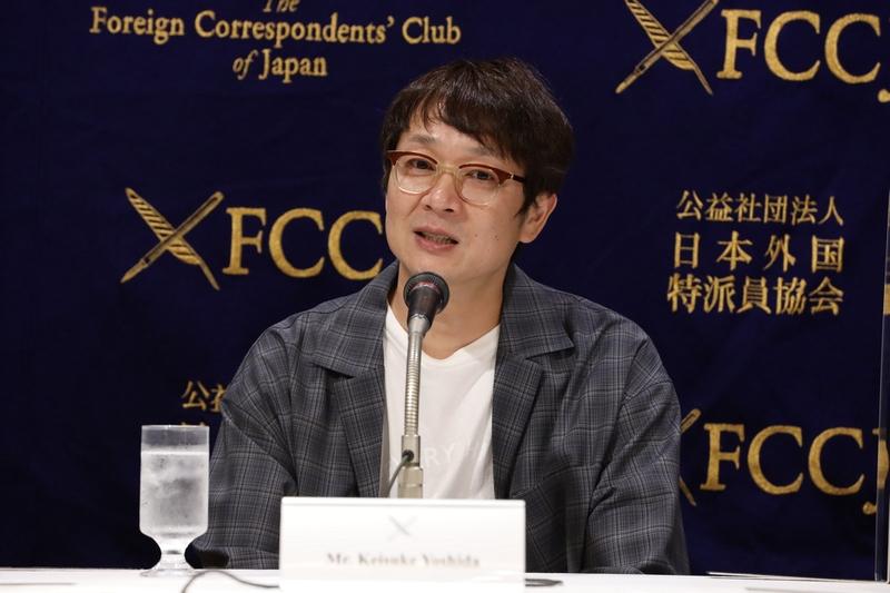 吉田恵輔監督、東京国際映画祭での特集上映に意欲 憧れの塚本晋也監督への思いを語る