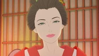 Netflixアニメ「ブライト:サムライソウル」に坂本真綾、津田健次郎ら出演 主役2人が対決する本編映像公開