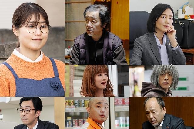 有村架純主演映画「前科者」にリリー・フランキー、木村多江、若葉竜也、マキタスポーツらが出演!