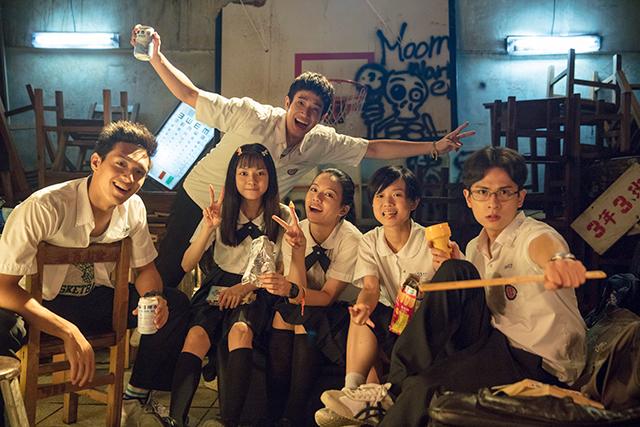 台湾興収1位の青春映画! リウ・イーハオ主演「君のためのタイムリープ」1月25日DVDリリース&配信決定