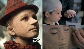 CGと見間違うほどリアル ピノッキオができるまでを収めたメイキング映像