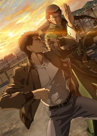 アニメ「シェンムー」2022年展開 主人公・芭月涼と宿敵・藍帝を描いたキービジュアル披露