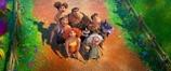 ドリームワークスのアニメ3作品、12月22日にBD&DVD同時リリース! 全米でヒットした「クルードさんち」新作も