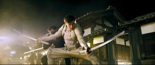 【本日公開】「G.I.ジョー」斬って、斬って、斬りまくる! 刀剣アクションが炸裂する本編映像