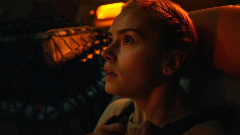 「SW」のデイジー・リドリー、再び宇宙へ 「カオス・ウォーキング」本編導入シーン