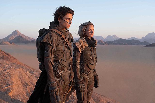 【全米映画ランキング】「DUNE デューン 砂の惑星」がV 「フレンチ・ディスパッチ」が9位に