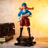 【公開35周年記念】「天空の城ラピュタ」ドーラの18才を再現 フィギュアを完全受注生産