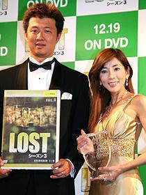 """川島なお美、""""彼""""なしでは生きられない。「LOST」イベントでおのろけ"""