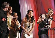 08年度エミー賞、ドラマ&コメディ部門ノミネート候補作品10本が発表