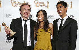 ゴールデングローブ賞は「スラムドッグ$ミリオネア」。授賞式は2年ぶり