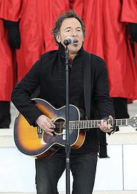 U2、ビヨンセが熱唱!オバマ就任記念祝典が1月24日WOWOWで放送