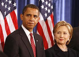 オバマ、ヒラリー、ペイリン。キャラ揃いの08年米大統領選がTVドラマに
