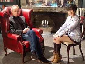 ピーター・バラカン&AKB48、ミステリー好きで意気投合!「フリンジ」特番収録
