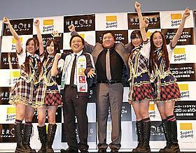マシ・オカ、SKE48に世界進出指南「大切なのはあきらめないこと&英語」