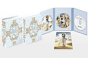 「SATC2」ブルーレイ&DVDセット、大物デザイナーによる豪華デザインに