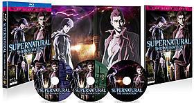 アニメ版「スーパーナチュラル」ブルーレイ&DVDに豪華特典