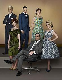 「マッドメン」4シーズン全話、ネットフリックスでストリーミング配信開始