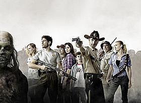 ゾンビドラマ「ウォーキング・デッド」が全米で視聴率記録を達成