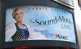 米で生放送されたドラマ版「サウンド・オブ・ミュージック」が大ヒット