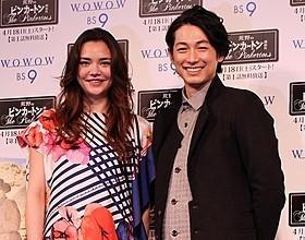 加賀美セイラ、米ドラマ初出演で夢を語る「イーストウッド映画に出たい!」