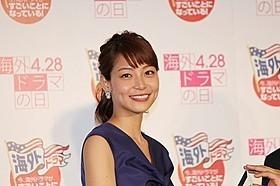 相武紗季「アウトランダー」サム・ヘアンにメロメロ!「ギャップが色っぽい」
