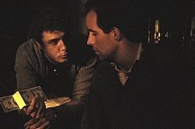 「L.A.大捜査線/狼たちの街」(1985)の一場面