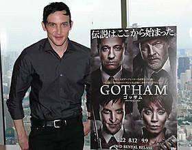 """バットマンが未来に対じする""""ペンギン""""、「GOTHAM」での役作りのキーワードは「親近感」"""