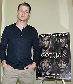「GOTHAM」主演俳優、「ダークナイト」で同役を演じるゲイリー・オールドマンに白旗!?
