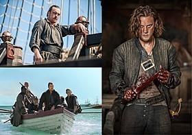 実在した海賊も登場!マイケル・ベイ製作総指揮ドラマ「Black Sails」シーズン2予告編公開